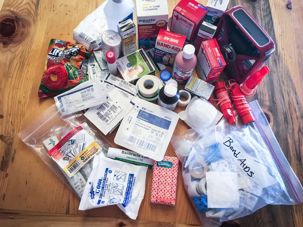 How To Prepare Your Family First Aid Kit Now