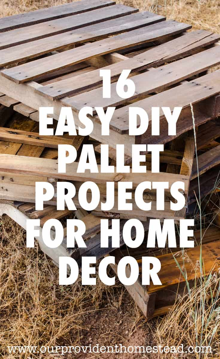 easy pallet projects pin