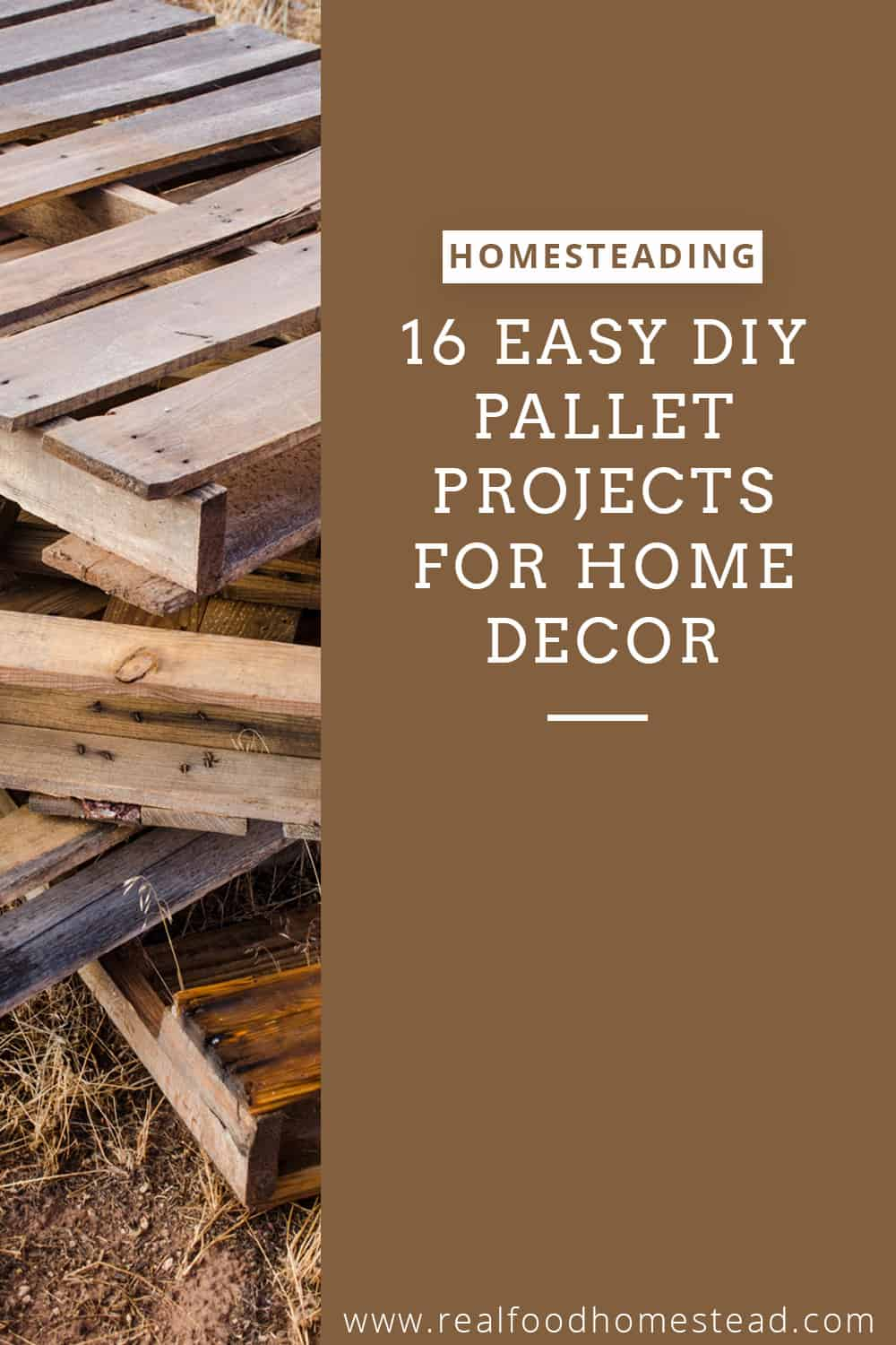 pallet projects pin