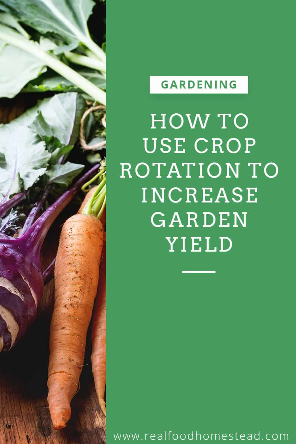 crop rotation pin