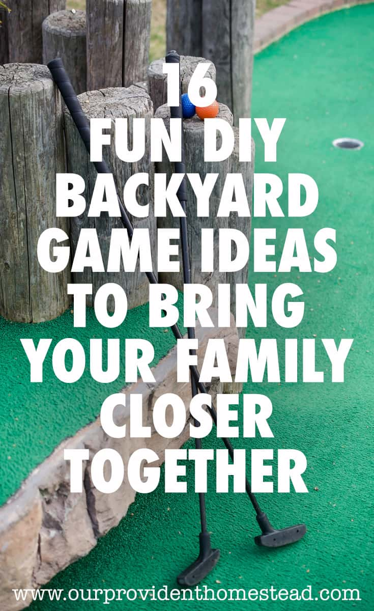 backyard game ideas pin