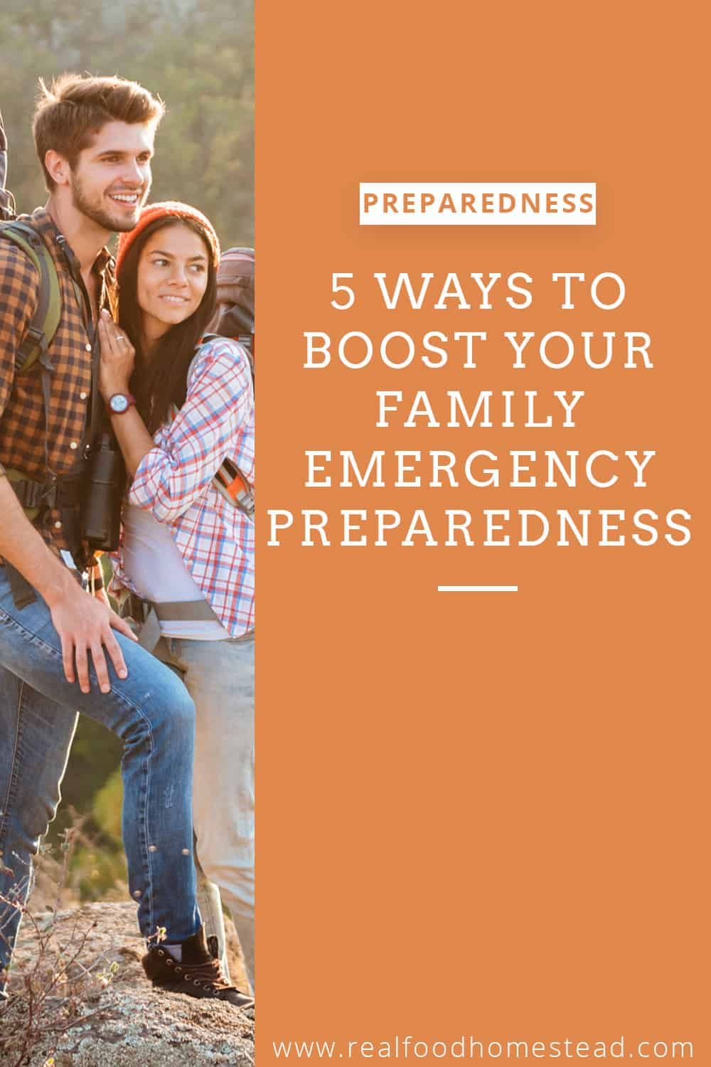 emergency preparedness pin