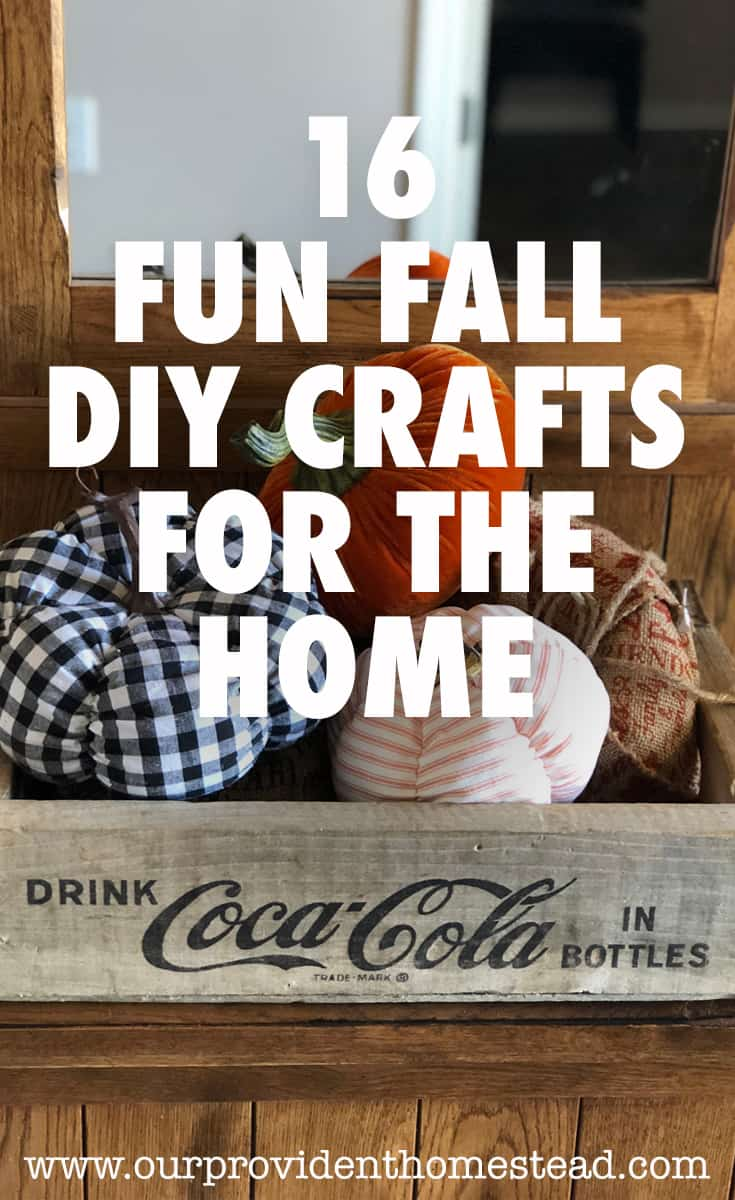 fall crafts pin