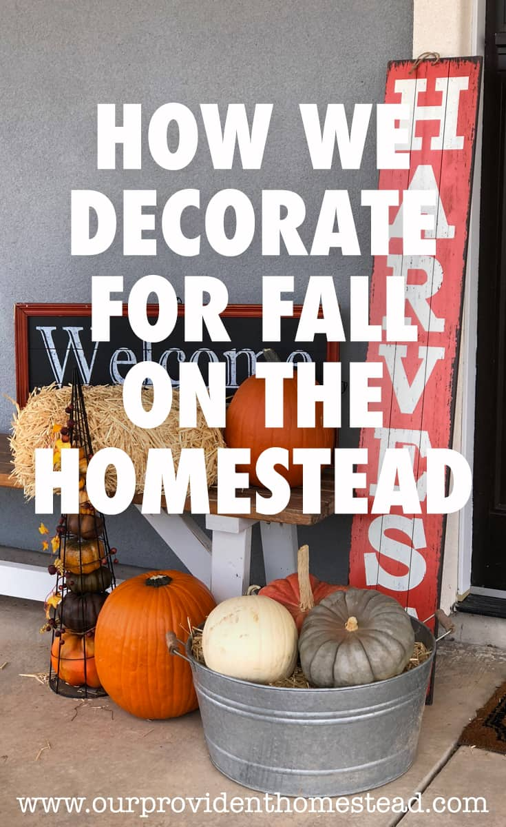 fall decor pin