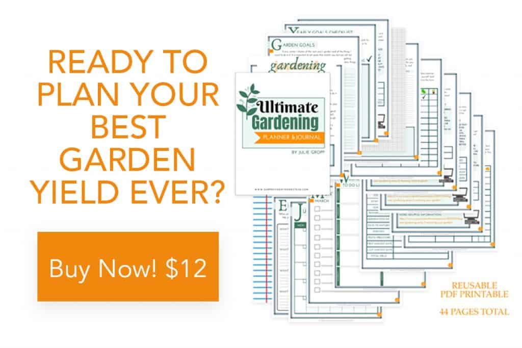 Ultimate Gardening Planner & Journal