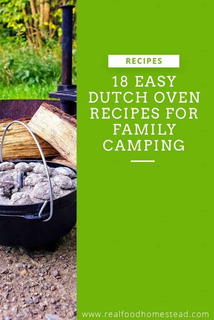 dutch oven recipes pin