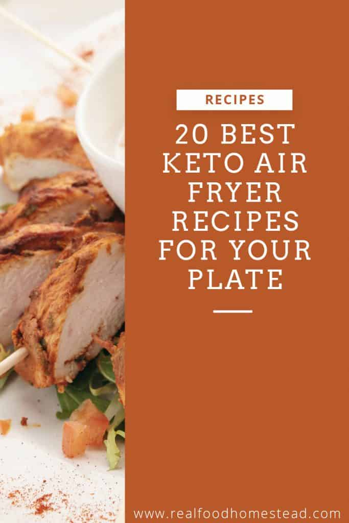 keto air fryer pin