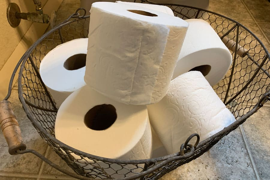 How Much Toilet Paper Do You Really Need?