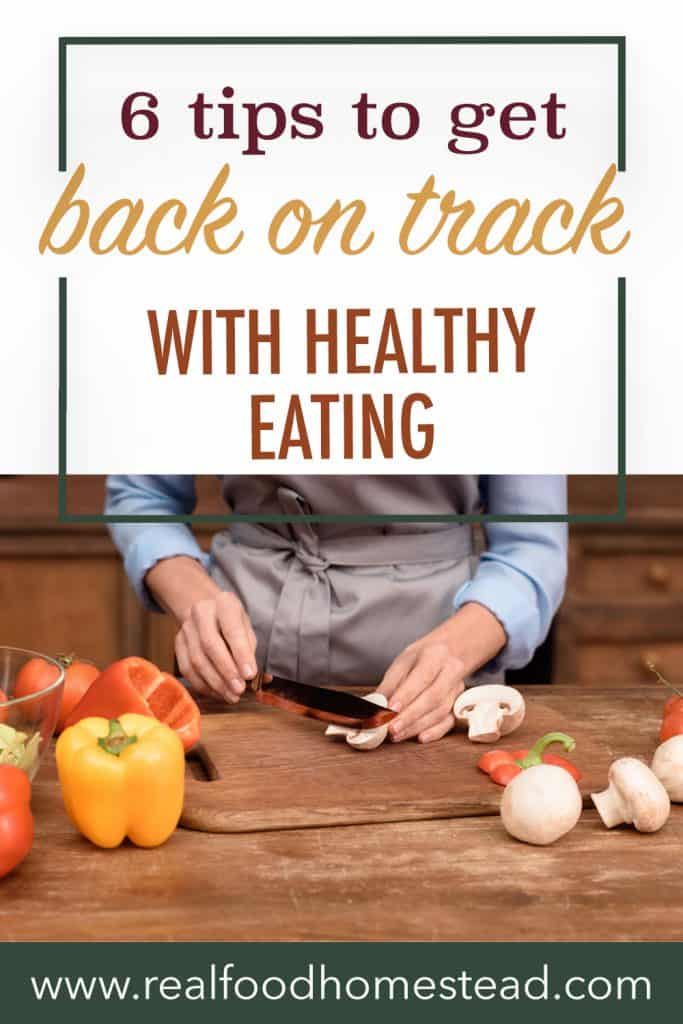 pin for healthy eating